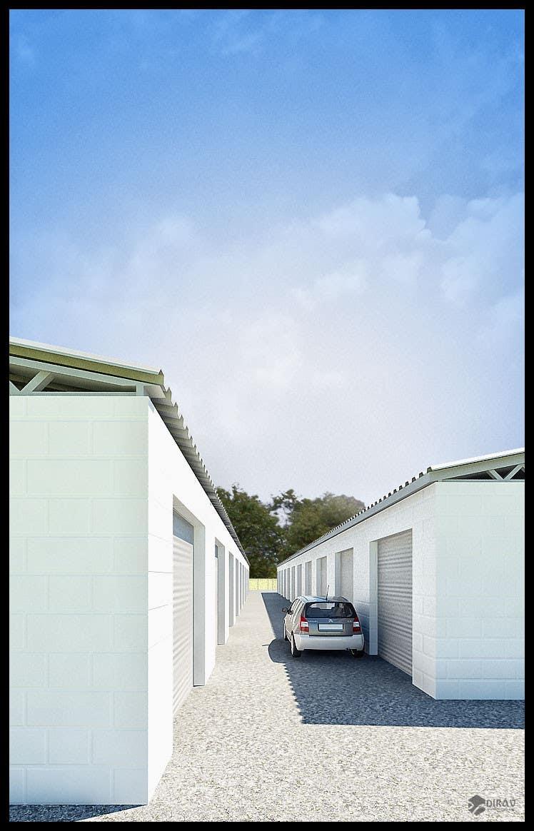 Inscrição nº                                         83                                      do Concurso para                                         3D Rendered Drawing Designs of a Real Estate Development for Linn Industries