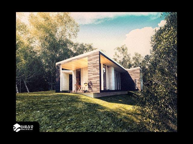 Inscrição nº                                         4                                      do Concurso para                                         3D Rendered Drawing Designs of a Real Estate Development for Linn Industries