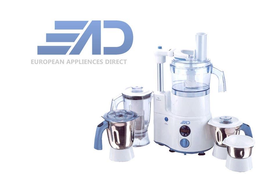 Penyertaan Peraduan #                                        96                                      untuk                                         Logo Design for A kitchen appliance showroom Retailing ovens , cooktops, range hoods, dishwashers