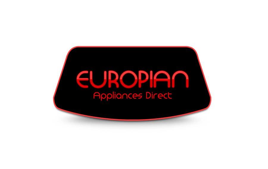 Penyertaan Peraduan #                                        74                                      untuk                                         Logo Design for A kitchen appliance showroom Retailing ovens , cooktops, range hoods, dishwashers