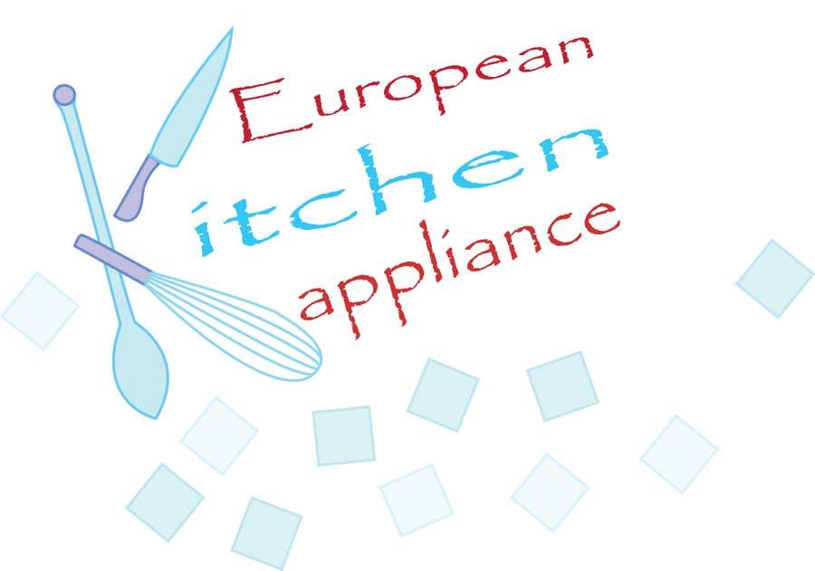 Penyertaan Peraduan #                                        59                                      untuk                                         Logo Design for A kitchen appliance showroom Retailing ovens , cooktops, range hoods, dishwashers