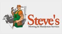 Logo Design for Steve's Mowing & Handyman Services için Graphic Design39 No.lu Yarışma Girdisi