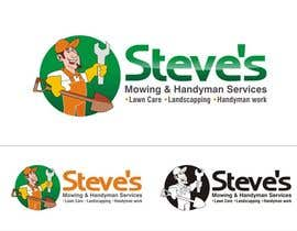 #56 pentru Logo Design for Steve's Mowing & Handyman Services de către sharpminds40