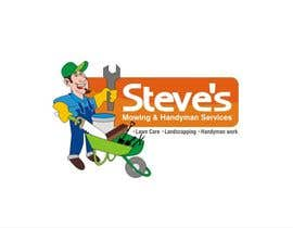 #53 para Logo Design for Steve's Mowing & Handyman Services por sharpminds40