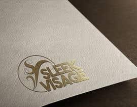 #107 para Sleek Visage Logo Contest por Josemende