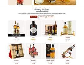 #17 for Design a Beer / Liquor / Wine Website by ravinderss2014