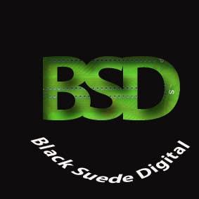 Конкурсная заявка №29 для Logo Design for Black Suede Digital Pty Ltd