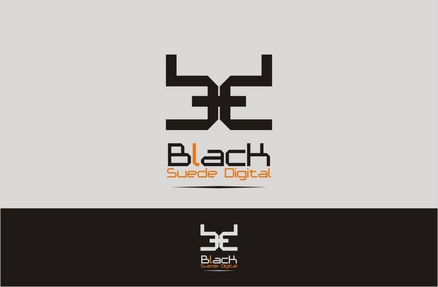 Konkurrenceindlæg #73 for Logo Design for Black Suede Digital Pty Ltd