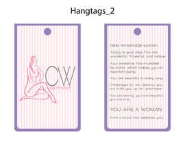 #9 para Create hang tag for clothing, backdrop, and Packaging Designs por EastDesignCmpny1