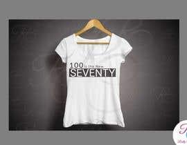 ReallyCreative tarafından Design a tshirt logo için no 84