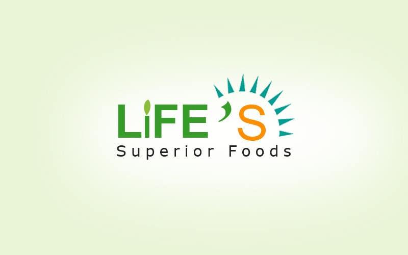 Bài tham dự cuộc thi #119 cho Logo Design for Life's Superior Foods