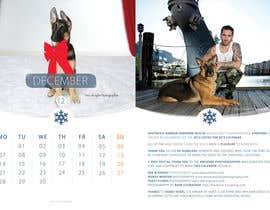 #5 para Design a Calendar for Southeast German Shepherd Rescue por NomExpert