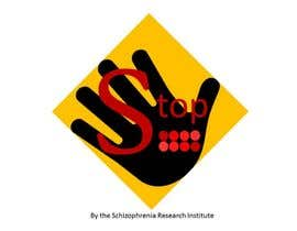nº 47 pour Logo Design for Logo is for a campaign called 'Stop' run by the Schizophrenia Research Institute par shavinduhp