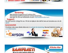 nº 17 pour Banner Ad Design for Unknown par xhzad