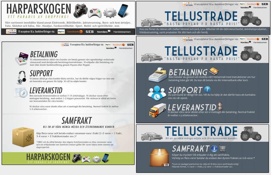 Konkurrenceindlæg #                                        38                                      for                                         Banner Ad Design for Unknown