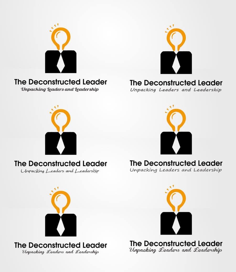 Bài tham dự cuộc thi #                                        69                                      cho                                         Design a Logo for The Deconstructed Leader