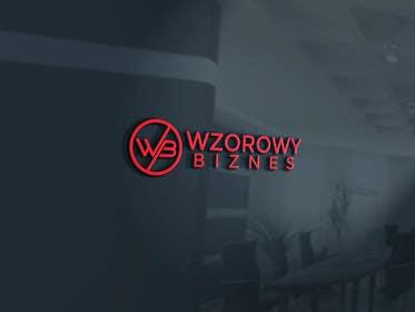"""#37 สำหรับ Logo Design for blog """"Wzorowy Biznes""""/ Zaprojektuj logo dla bloga """"Wzorowy Biznes"""" โดย nila124"""
