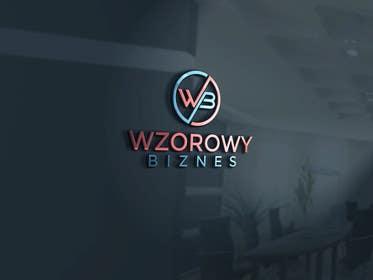 """#38 สำหรับ Logo Design for blog """"Wzorowy Biznes""""/ Zaprojektuj logo dla bloga """"Wzorowy Biznes"""" โดย nila124"""