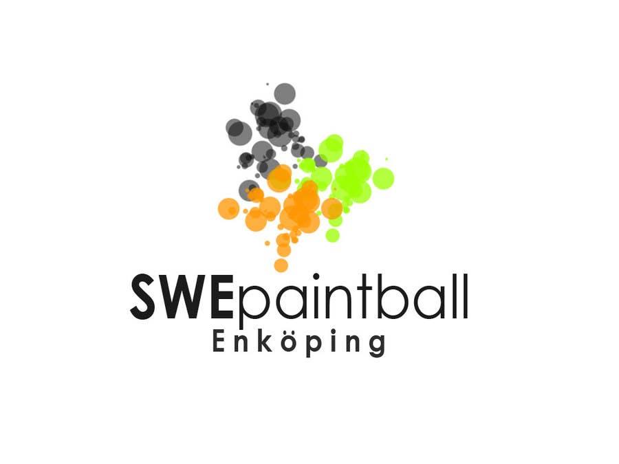 Kilpailutyö #58 kilpailussa Logo Design for SWEpaintball