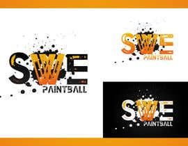 nº 61 pour Logo Design for SWEpaintball par Anamh