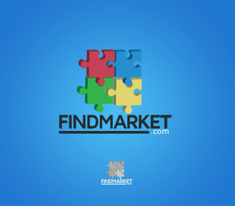 Konkurrenceindlæg #416 for Logo Design for Findmarket.com