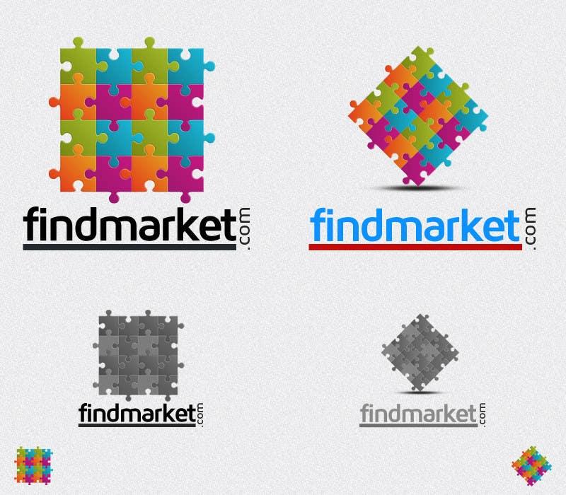Inscrição nº 419 do Concurso para Logo Design for Findmarket.com