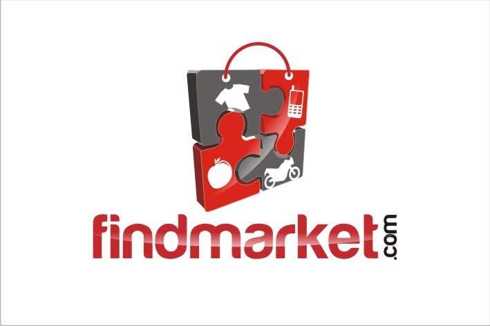 Inscrição nº 390 do Concurso para Logo Design for Findmarket.com