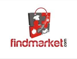 #390 for Logo Design for Findmarket.com by sharpminds40