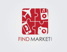 #392 for Logo Design for Findmarket.com af mrblaise