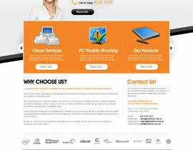 #11 para Website Design for Less Stress Computer Services por techwise