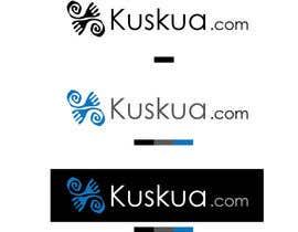 #116 para Diseñar un logo para Kuskua.com de leovbox