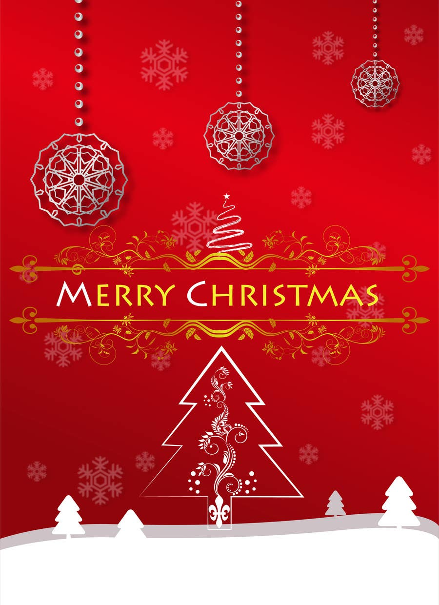 Entry 15 By Rightwaydesign For Christmas Card Designs Original