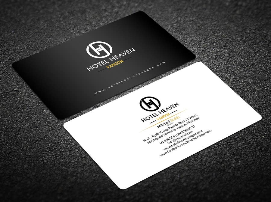 Entry #53 by rayhandesign for Business Card, Letter Head, File ...
