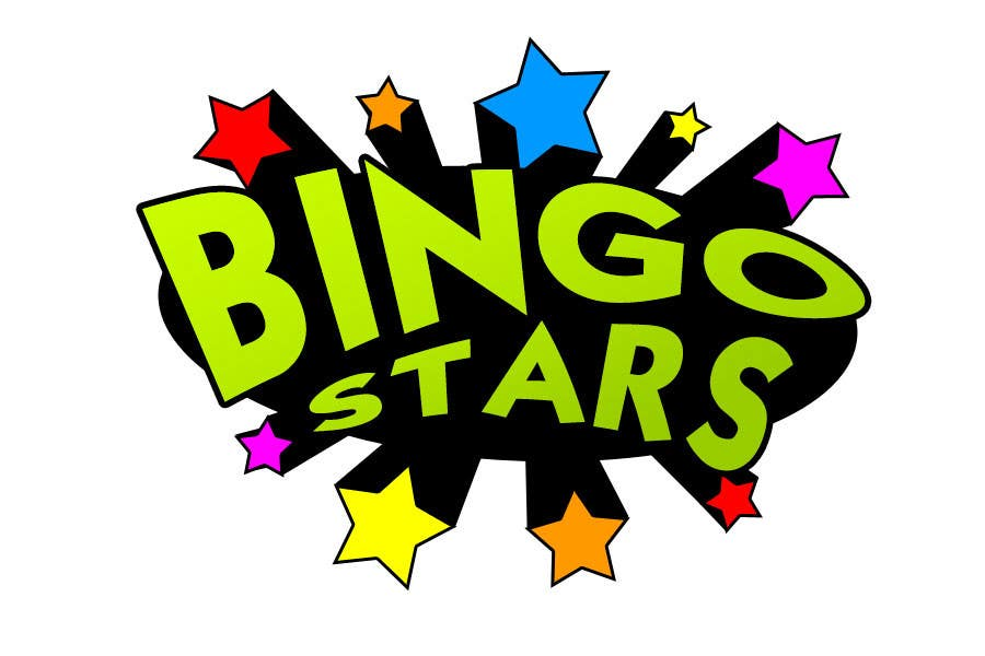 Contest Entry #52 for Logo Design for BingoStars.com