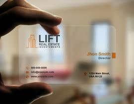 nº 340 pour Design some Business Cards and letterhead for a real estate investment business par imtiazmahmud80