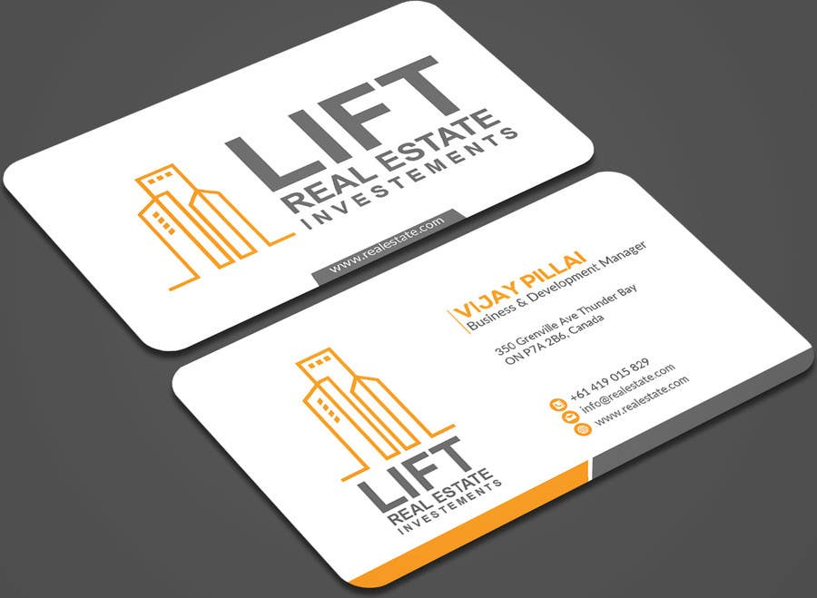 Entry 81 by mehfuz780 for design some business cards and letterhead contest entry 81 for design some business cards and letterhead for a real estate investment reheart Image collections