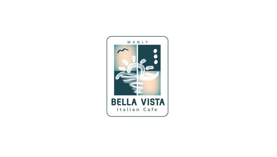 Bài tham dự cuộc thi #307 cho Logo Design for Bella Vista -- Italian Café