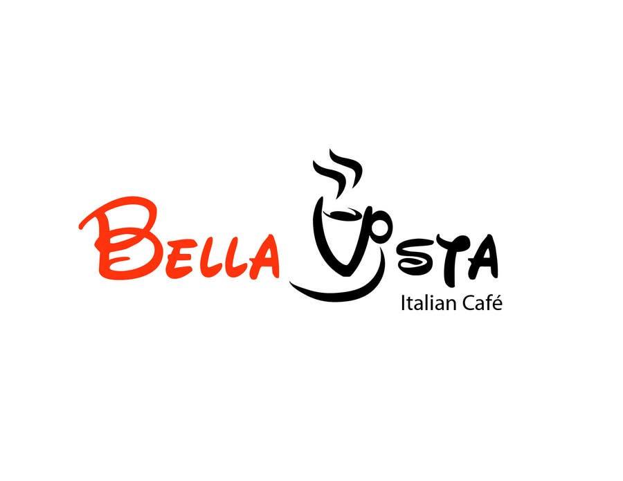 Bài tham dự cuộc thi #363 cho Logo Design for Bella Vista -- Italian Café