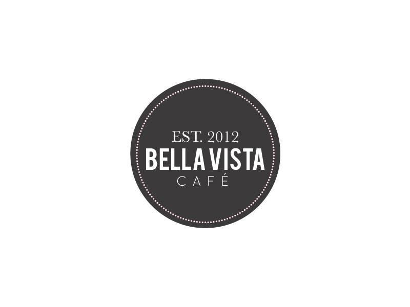 Kilpailutyö #13 kilpailussa Logo Design for Bella Vista -- Italian Café