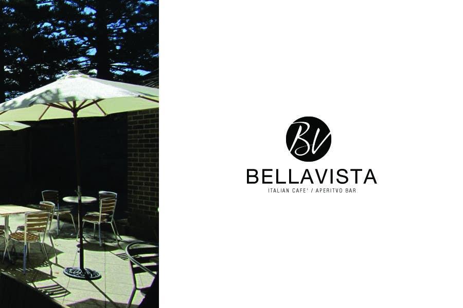 Kilpailutyö #347 kilpailussa Logo Design for Bella Vista -- Italian Café