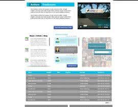 #32 для Website Design for BetterWriting.com от ANALYSTEYE