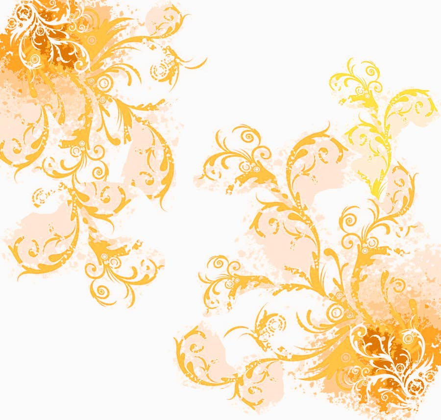 #19 for Graphic Design for background image (Fashion - Floral Design) by azkaik