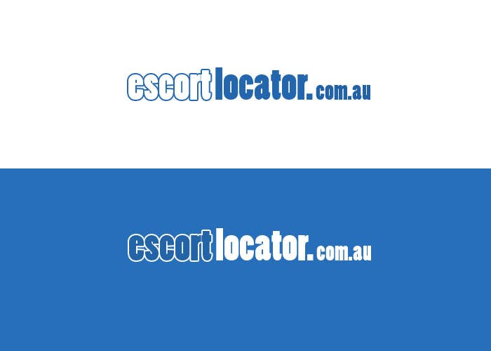 Inscrição nº 101 do Concurso para Graphic Design for escortlocator.com.au