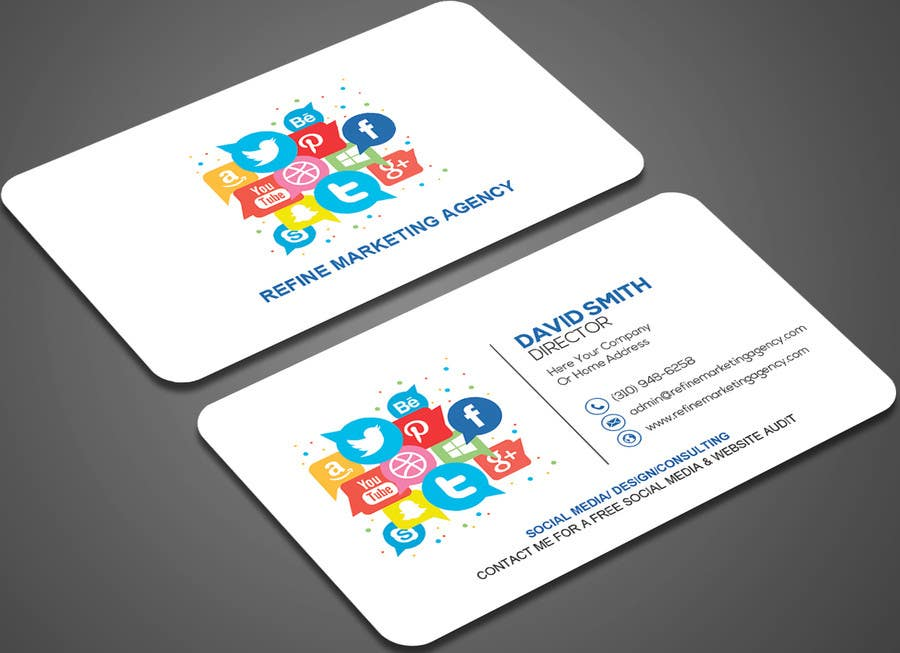 Business cards with social media choice image business card template social media business card template mandegarfo social media business card template colourmoves cheaphphosting Image collections