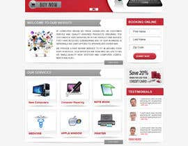 #49 for Website Design for Computer Rehab af alimoon138