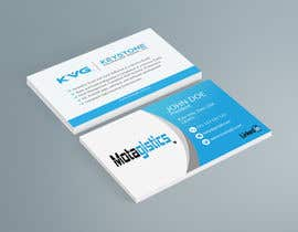 #53 for Design Business Cards and matching letterhead for Motagistics by mehedi0322