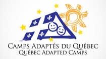 Logo Design for Quebec Adapted Camps / Camps Adaptés Québec için Graphic Design12 No.lu Yarışma Girdisi