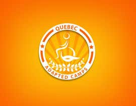 #10 pentru Logo Design for Quebec Adapted Camps / Camps Adaptés Québec de către RBM777