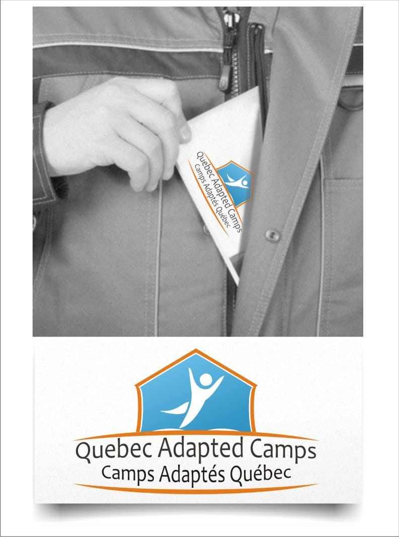 Inscrição nº                                         9                                      do Concurso para                                         Logo Design for Quebec Adapted Camps / Camps Adaptés Québec