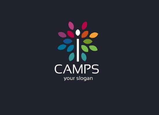 Kilpailutyö #46 kilpailussa Logo Design for Quebec Adapted Camps / Camps Adaptés Québec